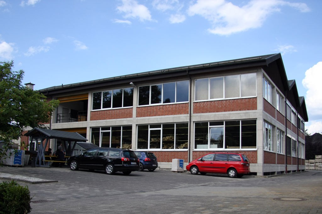 Aus- und Weiterbildungszentrum Bau | Gebäude | Halle