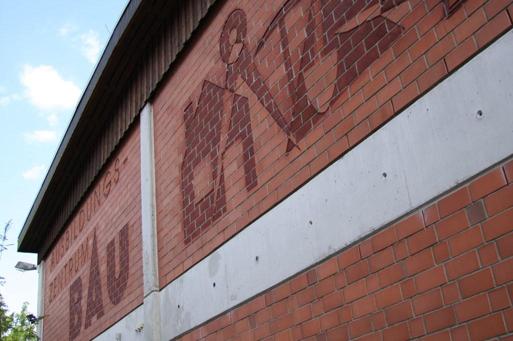 Aus- und Weiterbildungszentrum Bau | Gebäude | Stuck