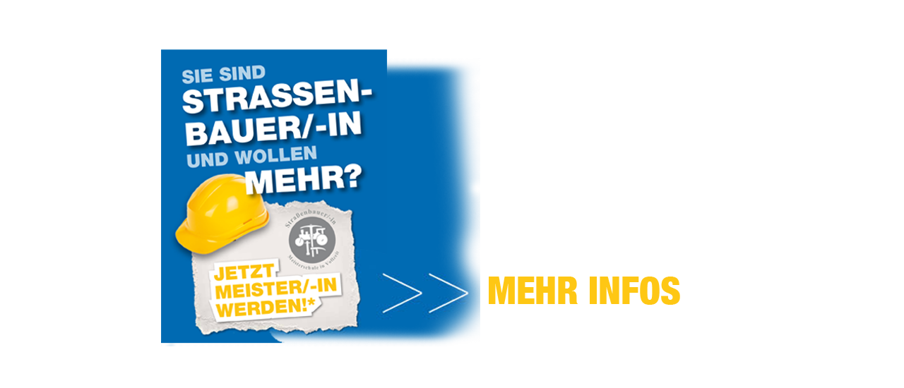 Strassenbauer Meisterschule AWZ Bau