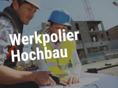 Werkpolier Hochbau